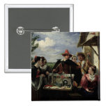 Autolycus, scene from 'A Winter's Tale', 1836 (oil Pinback Buttons
