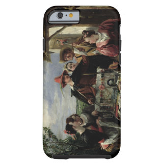Autolycus, scene from 'A Winter's Tale', 1836 (oil Tough iPhone 6 Case