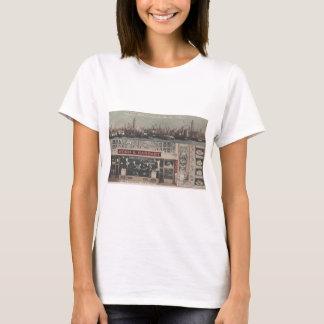 Automat Horn & Hardart Time Square New York, Vinta T-Shirt