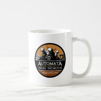 Automata by Dug North Coffee Mug