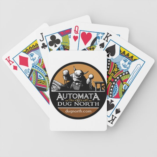 Automata by Dug North Playing Cards