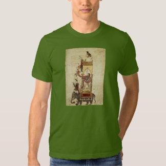 Automata Elephant-Clock Dresses