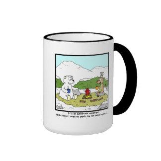 Automated Christmas List Coffee Mugs