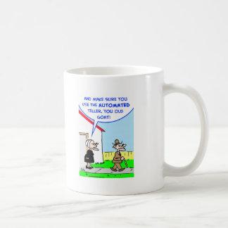 automated teller coffee mugs