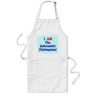 Automatic Dishwasher Long Apron