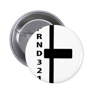 automatic gear-shift lever icon 2 inch round button