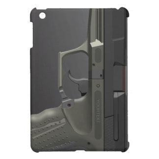 Automatic Hand Gun iPad Mini Case