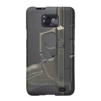 Automatic Handgun Samsung Galaxy S2 Case
