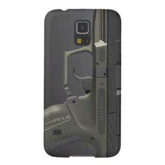 Automatic Handgun Samsung GalaxyNexus Case Case For Galaxy S5