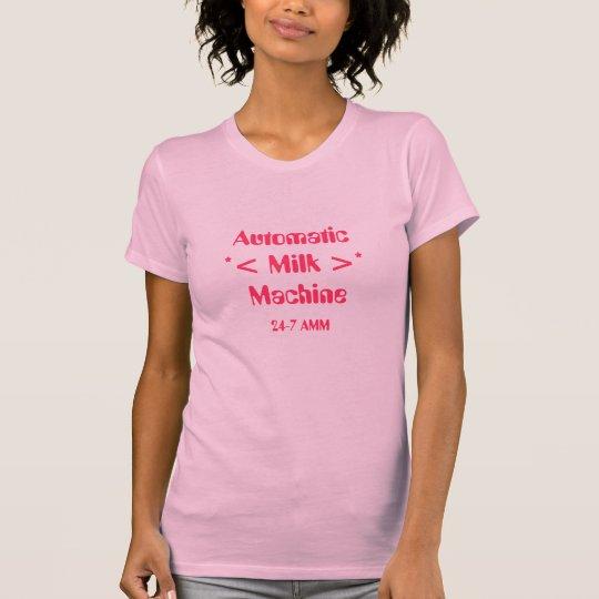 Automatic Milk Machine (AMM) - 24-7! T-Shirt