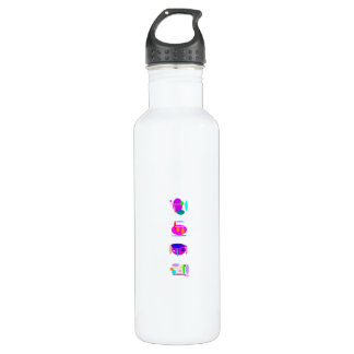 Automatic 24oz Water Bottle