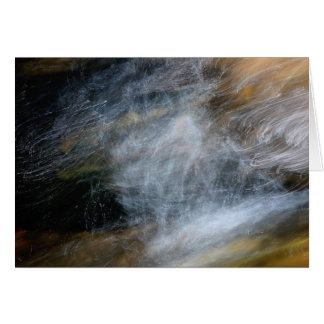 Automatic Photography - Waterfall on a Mountain Card