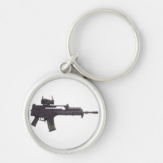 Automatic weapon G36 Keychain