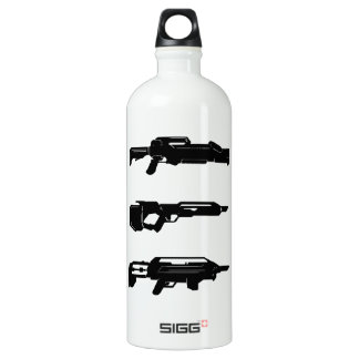 AUTOMATIC WEAPONS LIBERTY SIGG TRAVELER 1.0L WATER BOTTLE