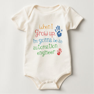 Automation Engineer (Future) Infant Baby T-Shirt