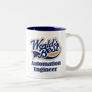 Automation Engineer Gift Coffee Mugs