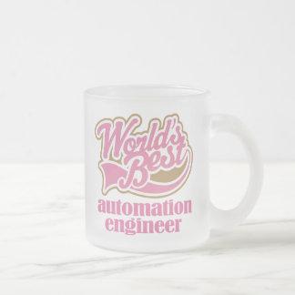 Automation Engineer Pink Gift Mug