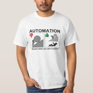 Automation Tee Shirt