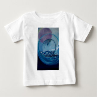 automic wave baby T-Shirt