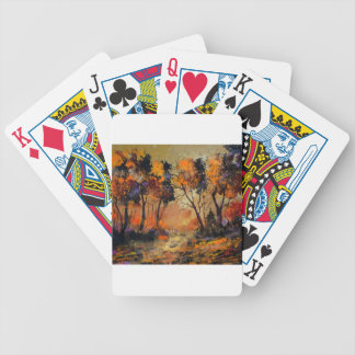 automne 766130.JPG Bicycle Playing Cards