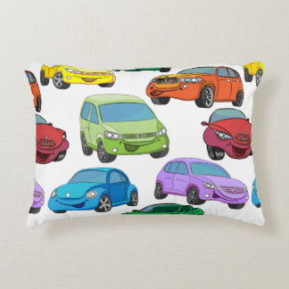 automobile 4.1 accent pillow