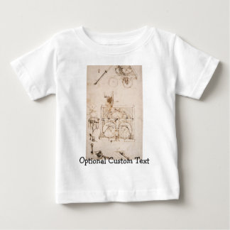 Automobile Baby T-Shirt