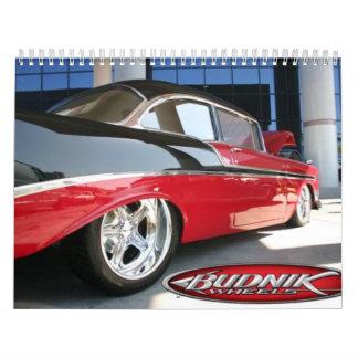 Automobile Calendar