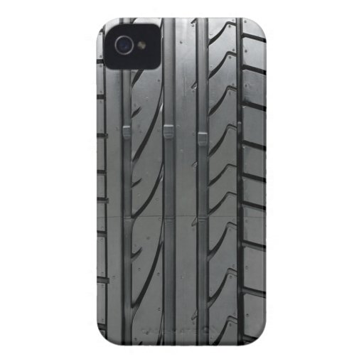 Automobile Car Tire Case Cover iPhone 4 Case-Mate Cases