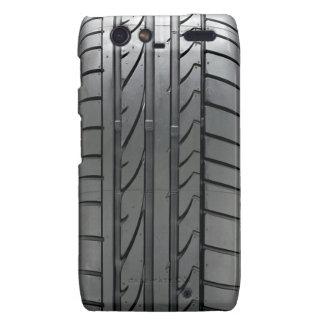 Automobile Car Tire Case Cover Motorola Droid RAZR Covers