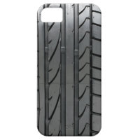 Automobile Car Tire Case Cover iPhone 5 Case