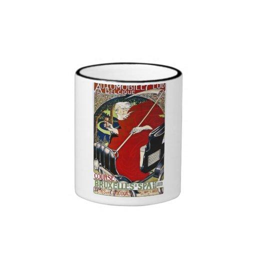 Automobile Club De Belcique - Vintage Mugs