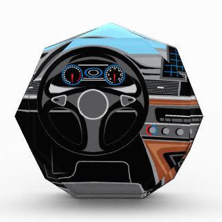 Automobile Interior Acrylic Award