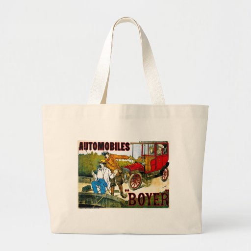 Automobiles Boyer - Vintage Bags