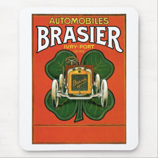 Automobiles Brasier Mouse Pad