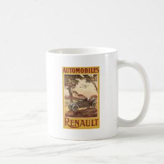 Automobiles Renault Coffee Mug