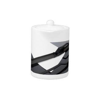 Automotive ad teapot