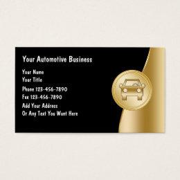 Used auto parts business cards templates zazzle automotive business cards colourmoves