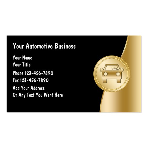 500 Auto Body Shop Business Cards and Auto Body Shop