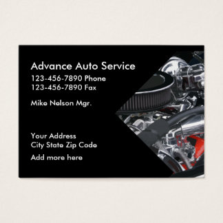 Automotive engineering business cards image collections card auto parts shop business cards templates zazzle automotive business cards design reheart image collections flashek Choice Image