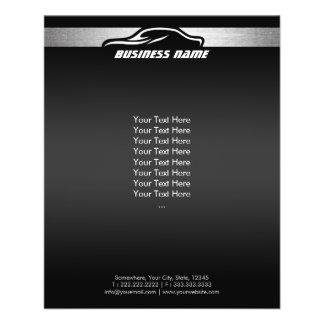 Automotive Car Repair Auto Detailing Professional Flyer