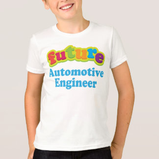 Automotive Engineer (Future) For Child T-Shirt