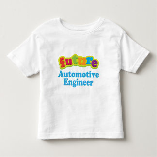 Automotive Engineer (Future) For Child Toddler T-shirt