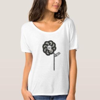 Automotive Flower T-Shirt