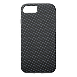 Automotive Garage Tuning Charcoal Grille Print iPhone 7 Case