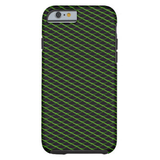 Automotive Garage Tuning Lime Grille Tough iPhone 6 Case