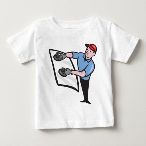 Automotive Glass Installer T Shirt T-Shirt, Hoodie, Sweatshirt