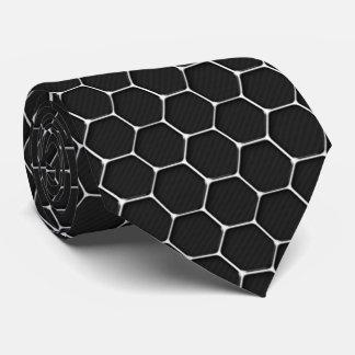 Automotive Honeycomb Grille style Neck Tie