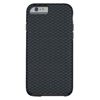 Automotive Industrial Honeycomb Grille Print Tough iPhone 6 Case