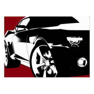Automotive Large Business Card