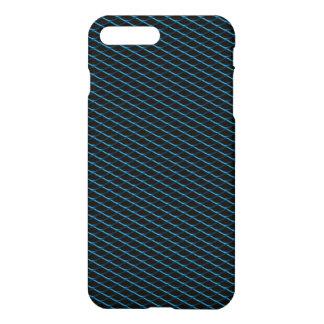 Automotive Metallic Blue Grille iPhone 7 Plus Case